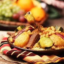 recettes cuisine alg駻ienne recette couscous royal algérien