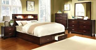 King Platform Storage Bed With Drawers Bookcase Platform Bed Bookcase Headboard Pictures Full Size