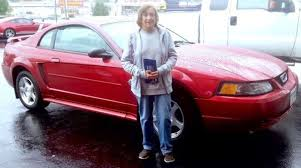 mustang sally bloomsburg jersey shore resident is winner of drive out cancer mustang