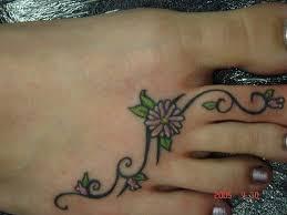 25 best small feminine flower tattoos images on pinterest