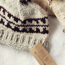 cowichan hat vintage cowichan knit beanie sweet vintage knit beanies spool 72