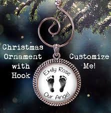 infant loss christmas ornaments infant loss christmas ornament baby memorial ornament
