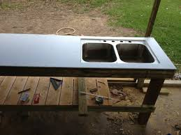 Fish Cleaning Station TexasBowhuntercom Community Discussion Forums - Fish cleaning table design