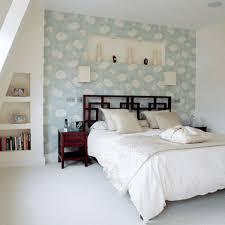 vorschläge für wandgestaltung weiße figuren an tapeten wandgestaltung im schlafzimmer 30