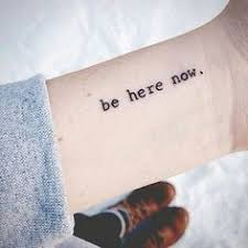20 quote tattoos for inspiration all day every day meaningful