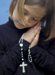 children praying one million children praying the rosary will