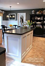 kitchen island makeover kitchen island remodel playmaxlgc