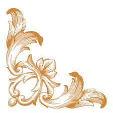 classical ornaments corner vector vector ornament free