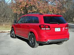 Dodge Journey 2015 - 2016 dodge journey crossroad awd affordable side of 3 row