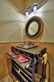 garage bathroom ideas daily up 27 photos cave bathroom garage bathroom and