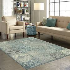 Patchwork Area Rug Better Homes And Gardens Distressed Patchwork Area Rug Or Runner