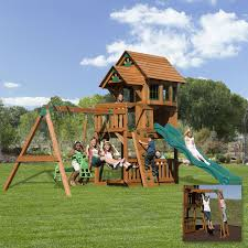 backyard swing set accessories backyard