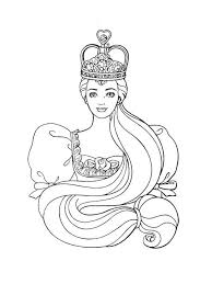 draw barbie princess colouring happy colouring