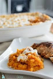 potato casserole with toasted marshmallows kitchen