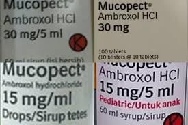 Ibu Menyusui Obat Flu Mucopect Kegunaan Dosis Efek Sing Mediskus