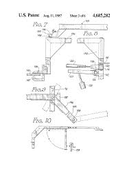 patent us4685282 hay rake assembly google patentsuche