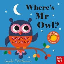 where s booktopia where s mr owl felt flaps by ingela arrhenius