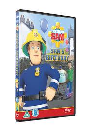 fireman sam sam u0027s birthday dvd competition dancing wellies