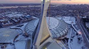 installer la m sur le bureau la renaissance de la tour du stade olympique de montréal ici radio