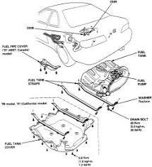 2000 honda accord fuel filter a 2000 honda accord ran to work will start an