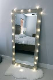 Mirrored Furniture Bedroom Full Length Wall Mounted Mirror Tall Mirrors For Bedroom