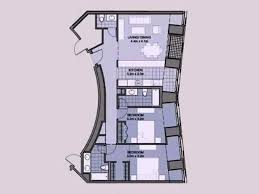 cayan floor plans dubai marina sale rent fine country uae floor 7 42 type 1 unit 2 2 bedrooms