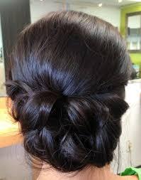 hair wedding updo best 25 asian bridal hair ideas on asian hair knots