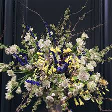 decoration florale mariage deco mariage réaliser les compositions florales soi même