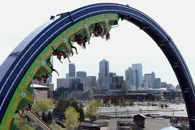 Six Flags Hours Chicago Park History Elitch Gardens Theme And Water Park