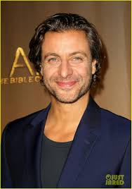 Juan Pablo Di Pace Shirtless - meet the a d the bible continues cast before sunday s premiere