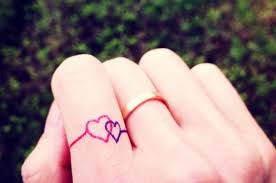 tattoo infinity ring a rocking couple by astonishing ring tattoos