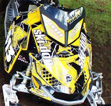 motocross helmet wraps ski doo xp sled wraps image gallery