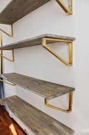 Simple Wooden Shelf Design by Best 25 Shelf Brackets Ideas On Pinterest Wood Shelf Shelves