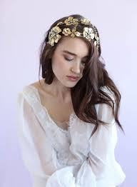 wedding hair bands 24 fabulous vintage wedding hair accessories for a glam
