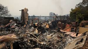 Definition For Wildfire by At Least 2 Norcal Hospitals Evacuate Patients Due To Massive