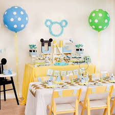birthday themes for your one year unforgettable ideas