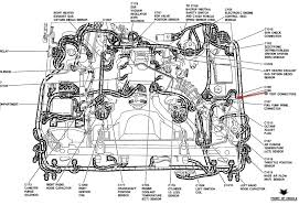 2001 ford taurus u0026 mercury sable wiring diagram manual original