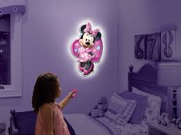 uncle milton u0027s toys room minnie mouse wall friends
