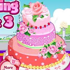 Wedding Cake Games Barbie Cooking Games