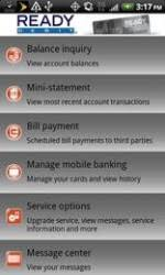 ready prepaid card readydebit prepaid card iphone and android apps