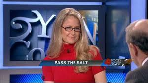Meme Roth - should the government regulate our salt intake fox business video