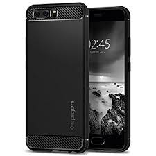 Rugged Design Huawei P10 Case Spigen Resilient Rugged Armor Amazon Co Uk