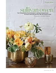 Wedding Flower Magazines - flower magazine u2014 sullivan owen floral u0026 event design