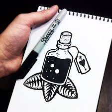 best 20 sharpie drawings ideas on pinterest u2014no signup required