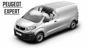 the new peugeot 2016 new peugeot expert van interior u0026 exterior youtube