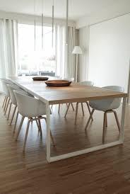 table et chaises salle manger emejing table de salle a manger moderne bois pictures lalawgroup