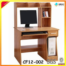 Buy Computer Desk by Lecong Wooden Computer Shelf Simple Computer Table Design Computer
