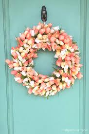 10 diy summer wreath ideas outdoor front door wreaths for summer