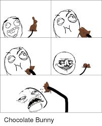 Chocolate Bunny Meme - chocolate bunny bunnies meme on me me