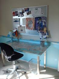 my desk has no drawers decoupage your workspace funktional home professional organizer